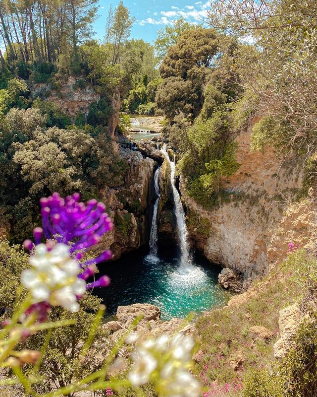 cascades Saut du Capelan