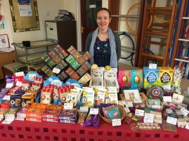 Stall at Littledean School