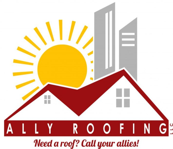 Ally Roofing Logo