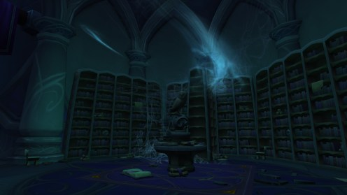 Doesn't matter where I am, I'll always find the library!