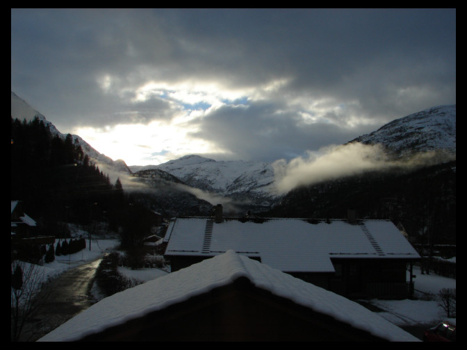 November 12, 2007, 1:41 pm - winter view