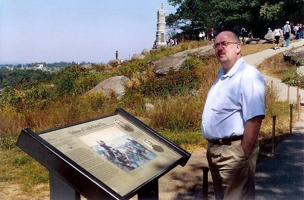 October 2005 - Gettysburg