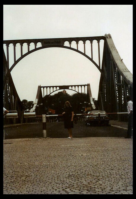 July 3, 1983 - Freedom Bridge, West Berlin