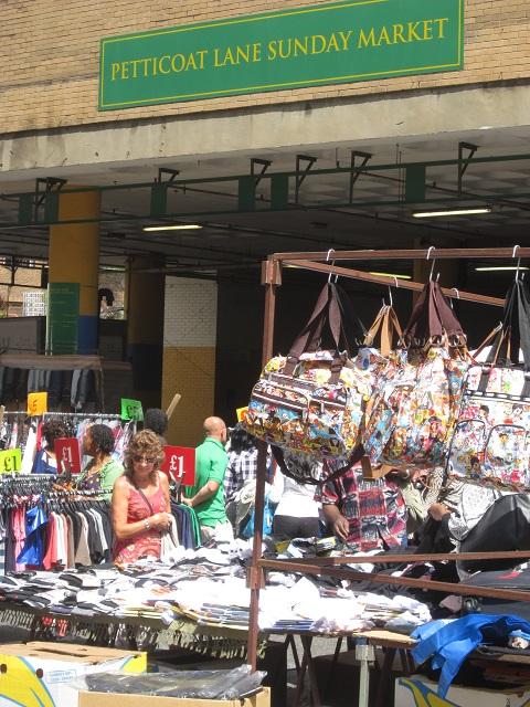 Petticoat Lane Sunday Market