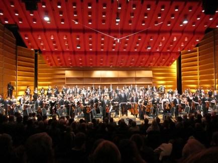 concert in Grieghallen