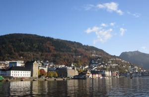Bergenhus Fortress and Bryggen