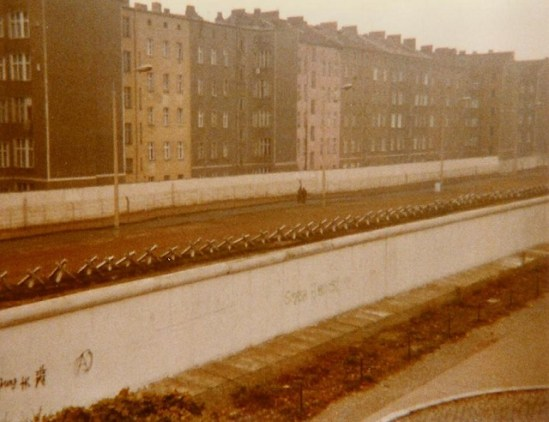 1982 - The Berlin Wall