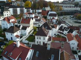 Sandviken in Bergen, Norway