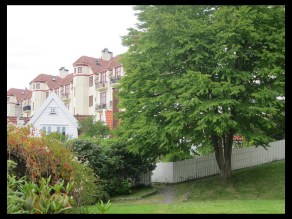 July 2, 2014 - Sandviken, Bergen, Norway