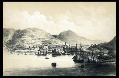 Bergen - 1848