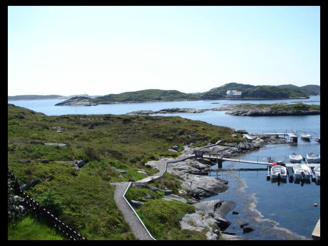 June 2007 - hytte on Sotra