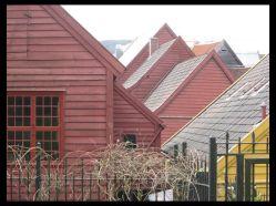 October 3, 2015 - behind Bryggen
