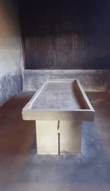 La table de dissection