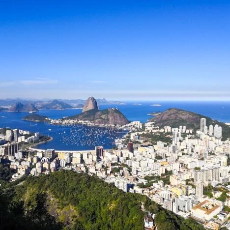 Visiter la forêt de Tijuca à Rio de Janeiro