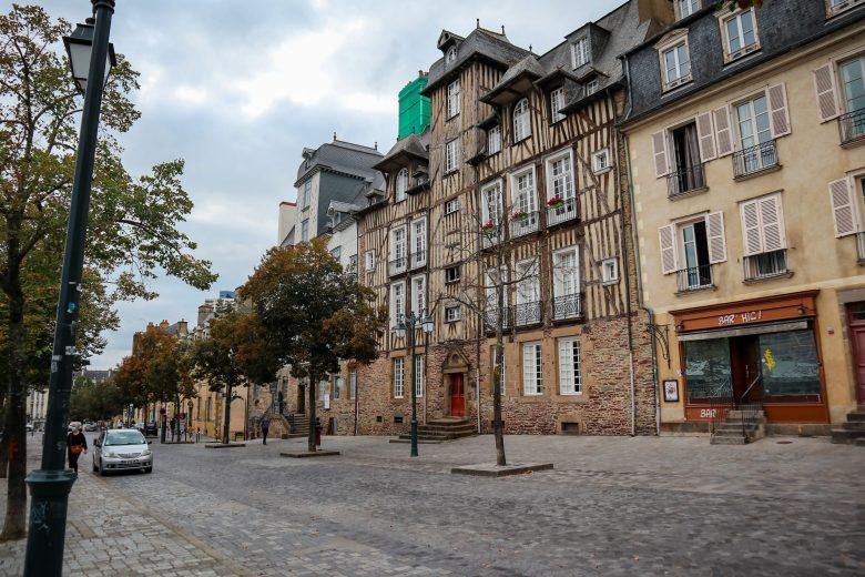 Place des Lices, Rennes