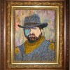 Hooked portrait General