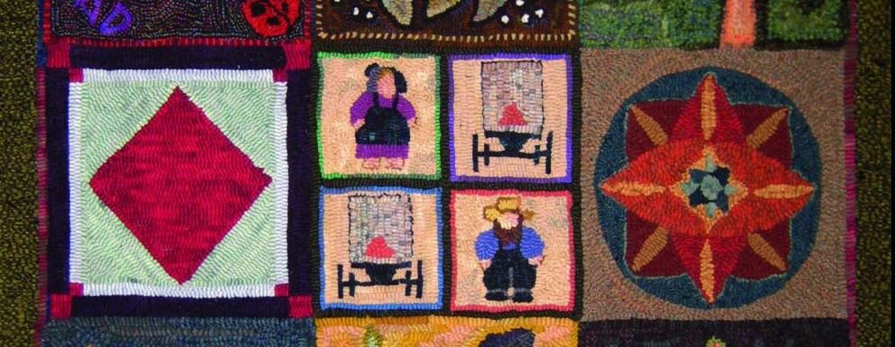 ATHA rug