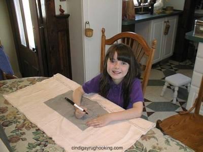 Ally getting ready
