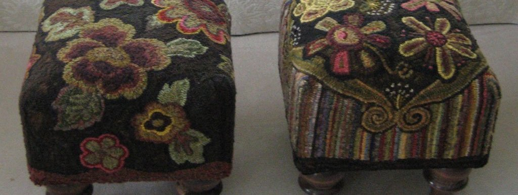 Why all my footstool designs have lower borders