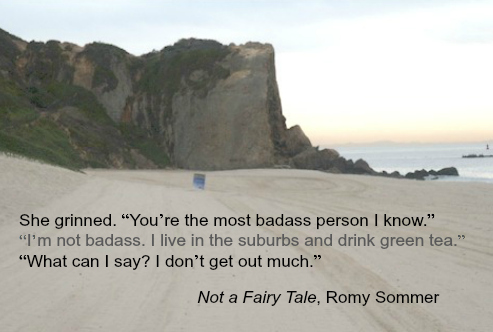 Not a Fairytale Romy Sommer