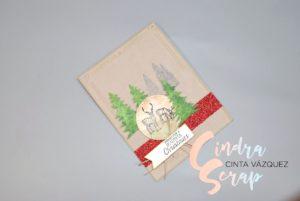 "Carte de Noël ""Nature Sings"""