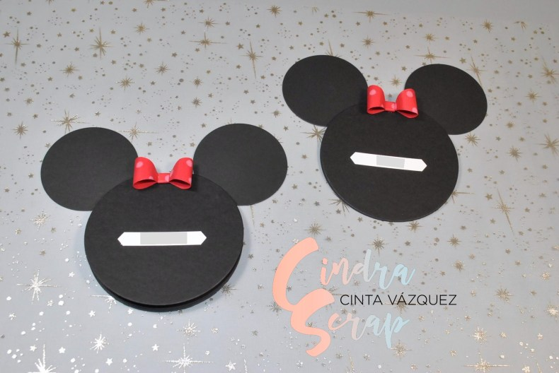INVITATIONS D'ANNIVERSAIRE MINNIE