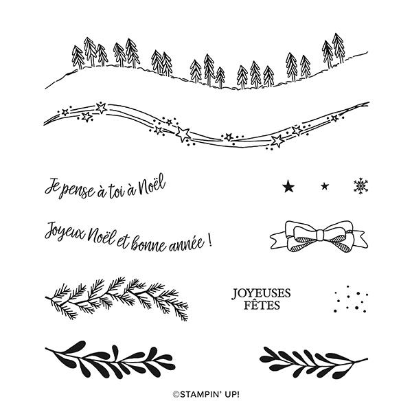 Nouvelles: Set Belles courbes de Noël