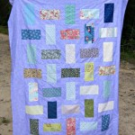 A Stash Busting Quilt Story