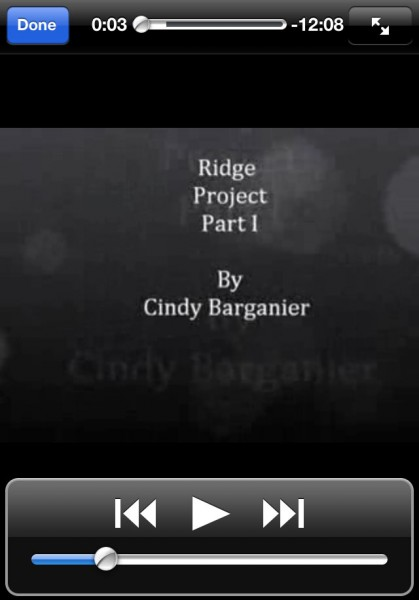 cindybarganier videos