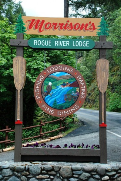 cindy Barganier Rogue River Lodge