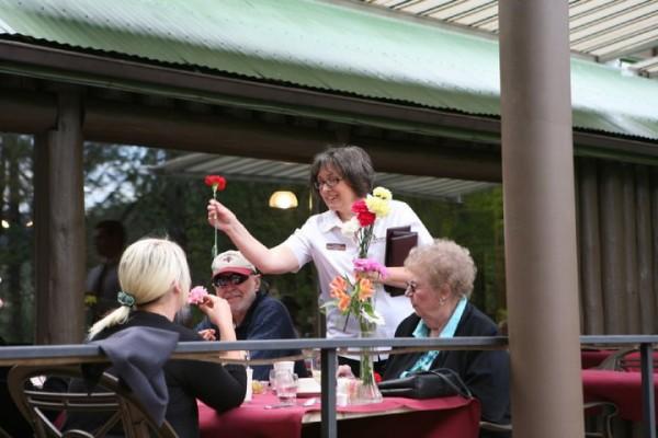 Morrison's gourmet dining
