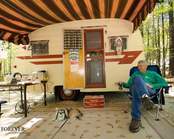 cindy barganier vintage campers
