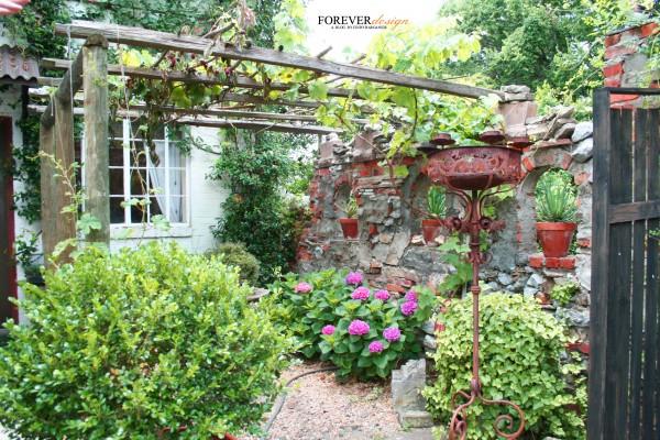 Tuscan Gardens In Alabama - Cindy Barganier Interiors