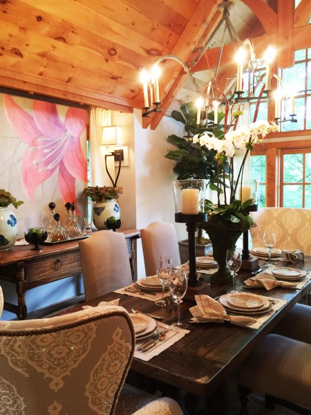 Cashiers showhouse