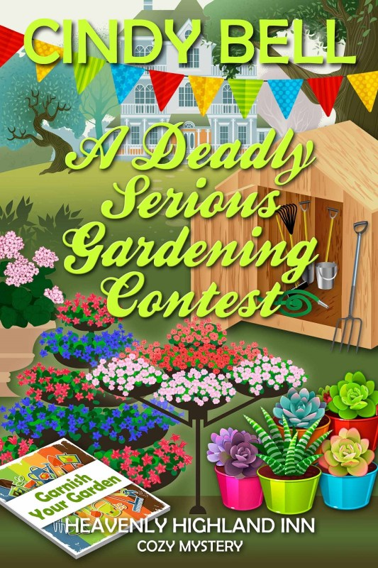 A Deadly Serious Gardening Contest