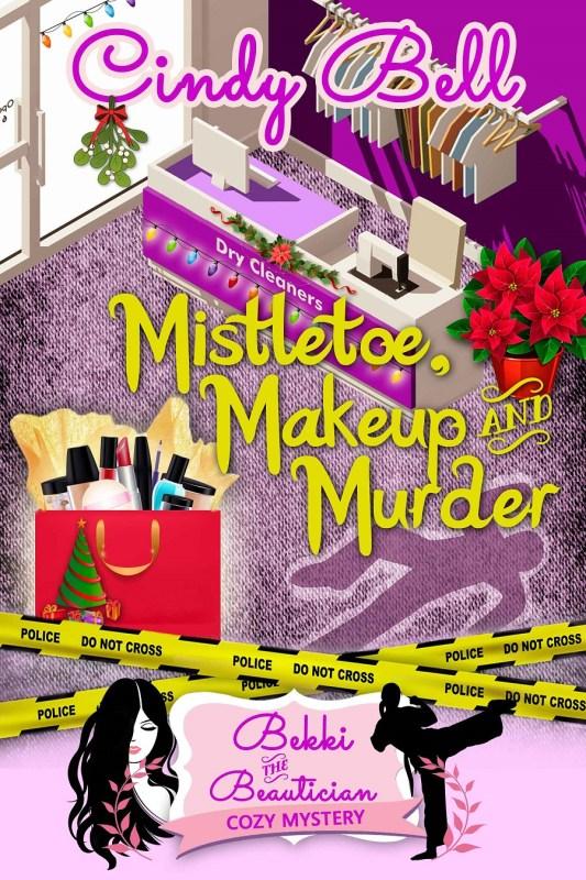 Mistletoe, Makeup and Murder