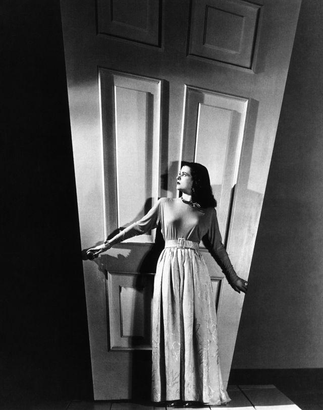 (1947)Fritz Lang's, 'Secret Beyond the Door', with Joan Bennett and Michael Redgrave