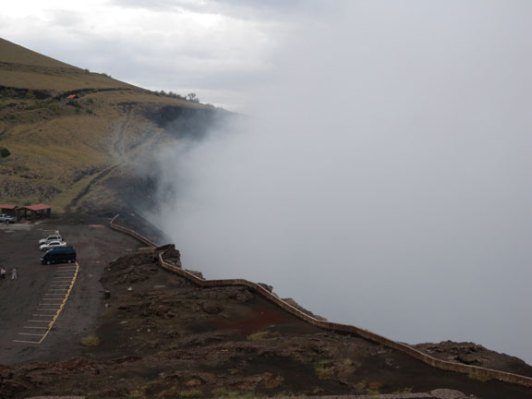 Masaya is the only drive-up volcano in the Western Hemisphere.