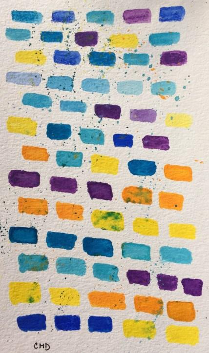 watercolor paininting