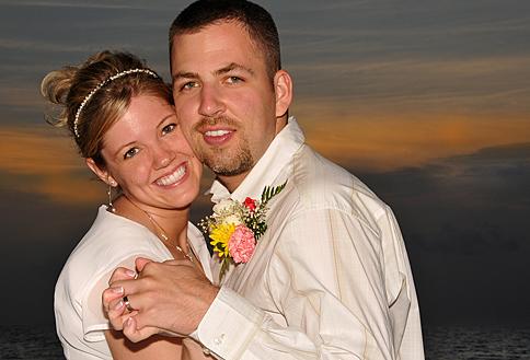 Chantell Austin Wedding