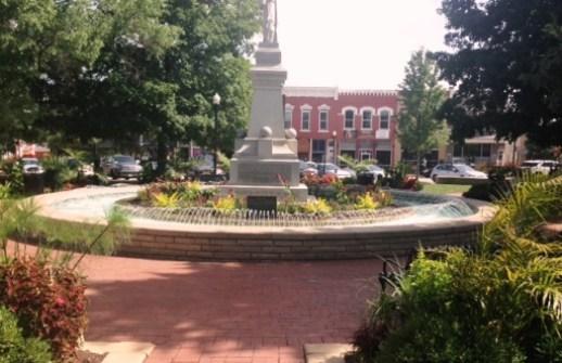 Bentonville Square e