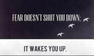 divergent fear doesn't shut you down e