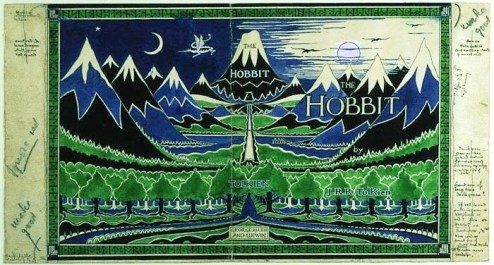 Hobbit released e