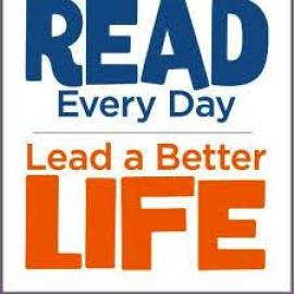International Literacy Day read every day e