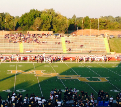 MSSU football field e