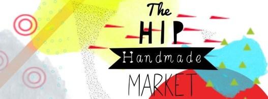 hip handmade market fall logo