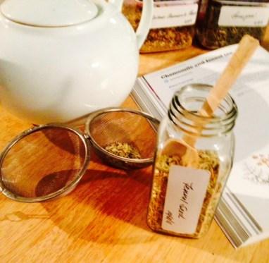 chamomile and fennel tea 2
