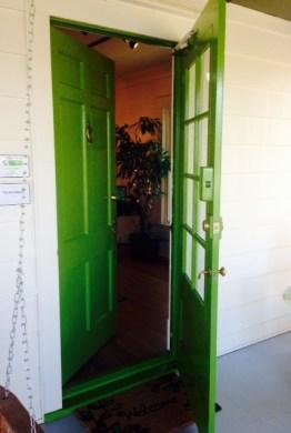 artCentral front door