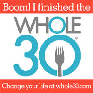 finished the whole 30