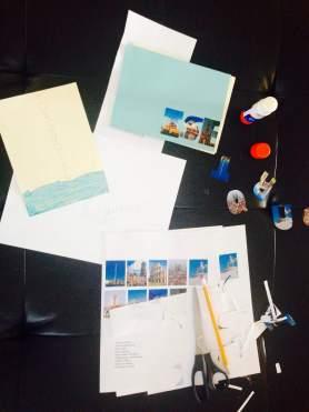 Journey of joy mail art